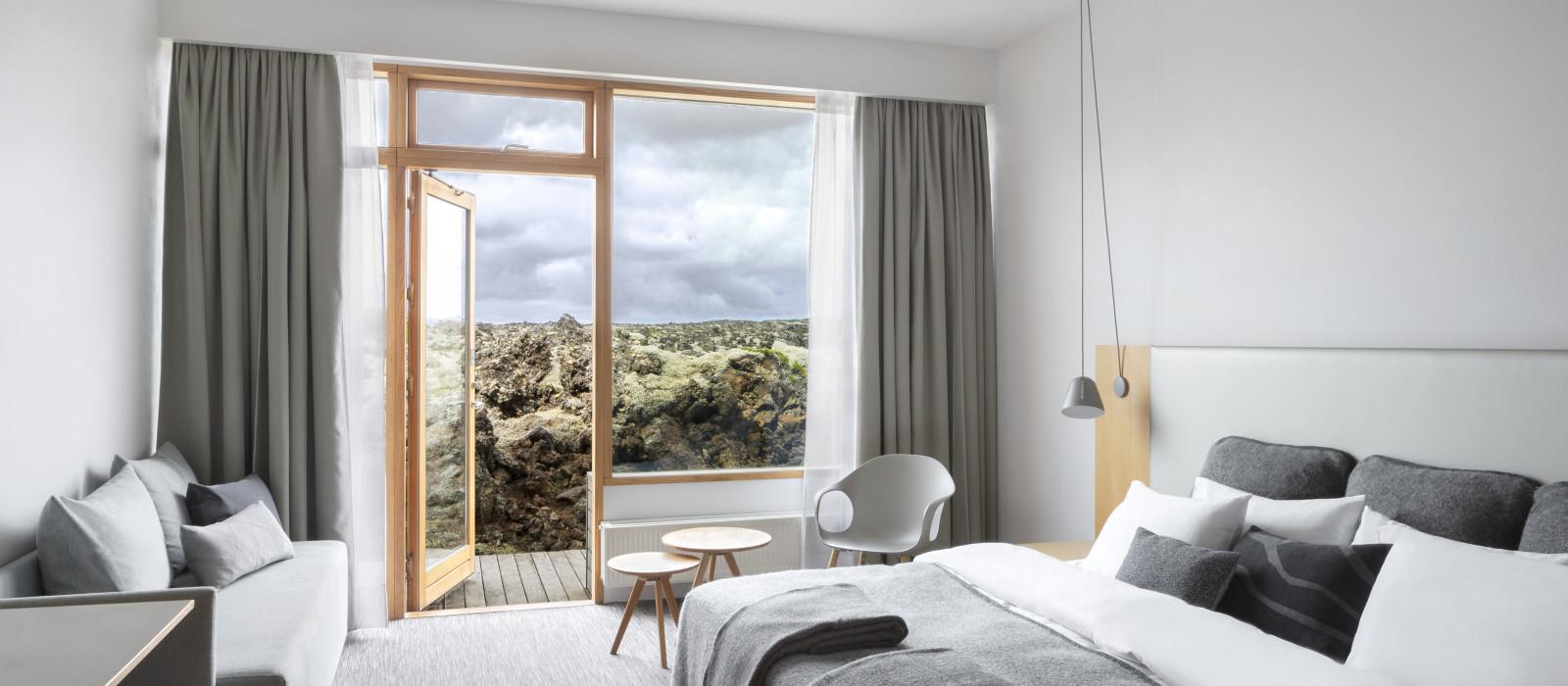 Hotel Silica  Iceland