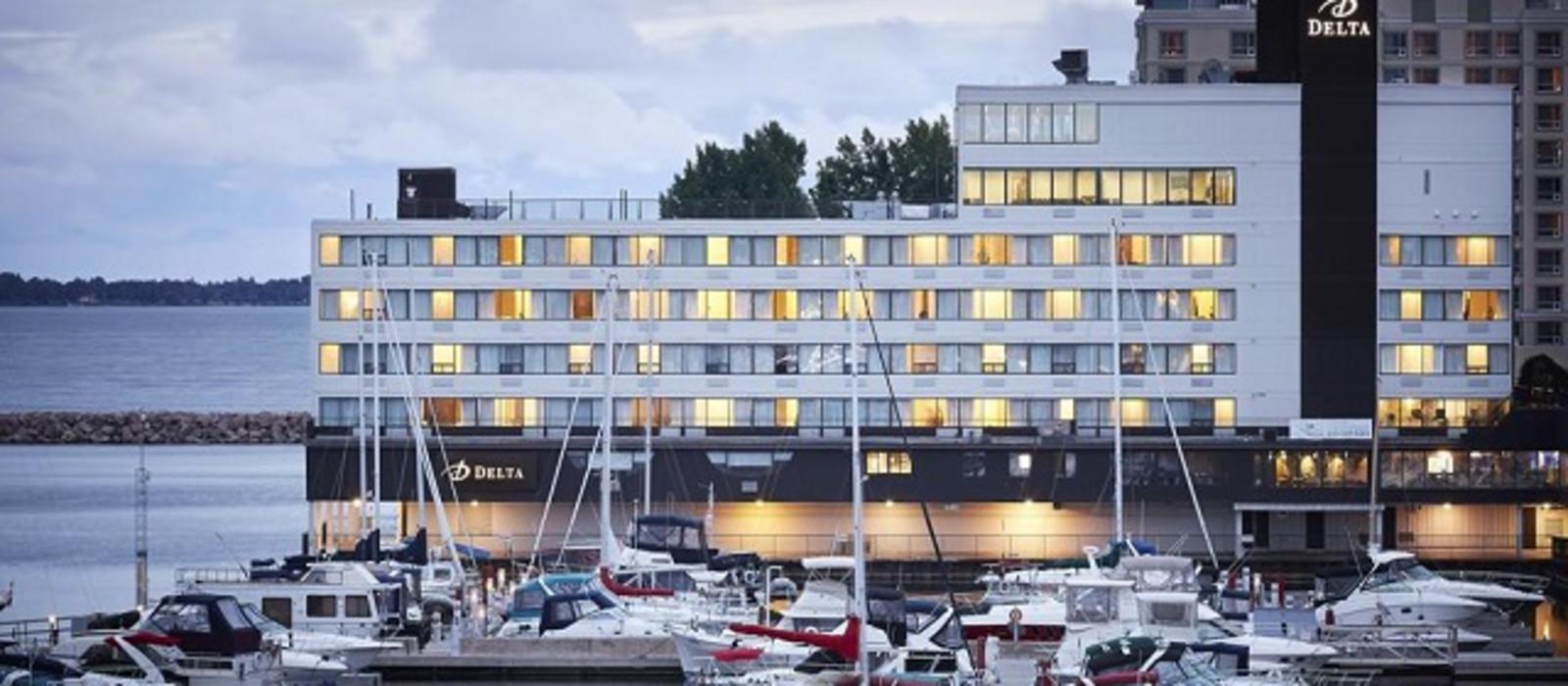 Hotel Delta Kingston Waterfront Canada