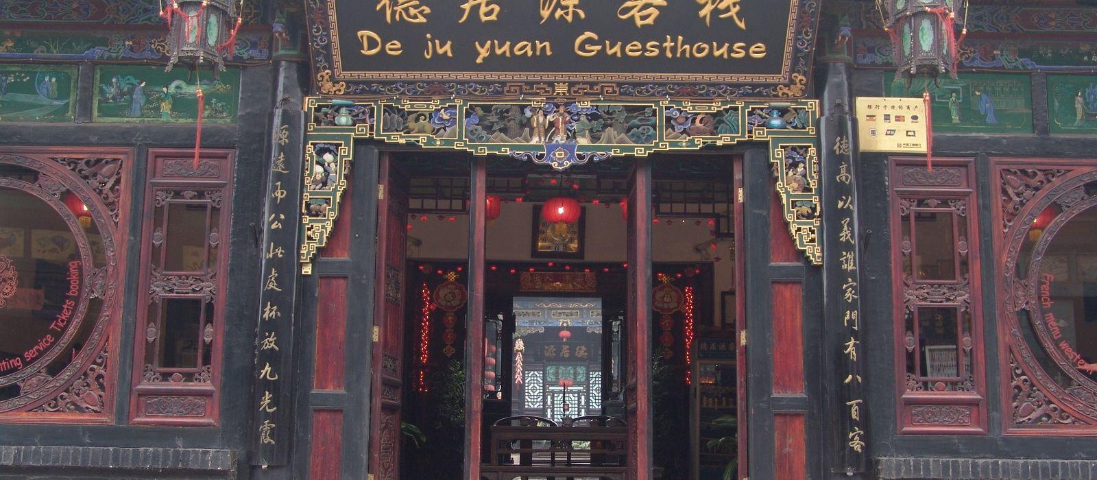 Hotel Pingyao Dejuyuan  China
