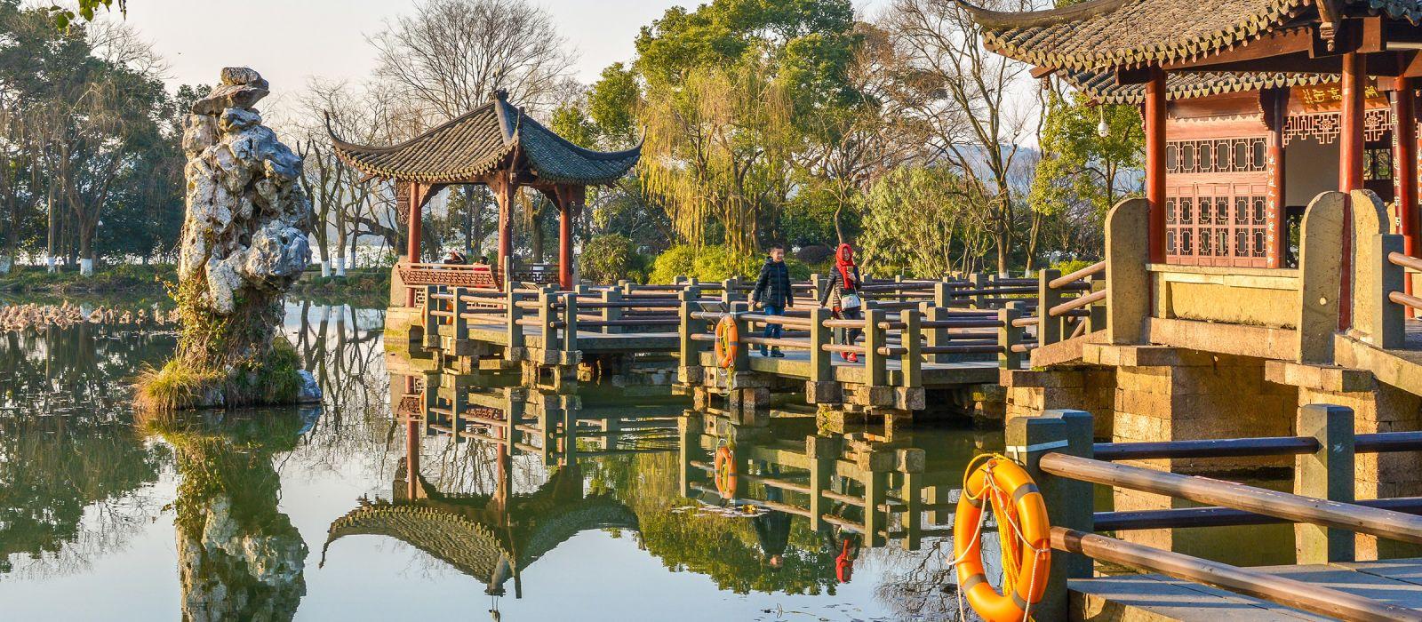 Destination Hangzhou China