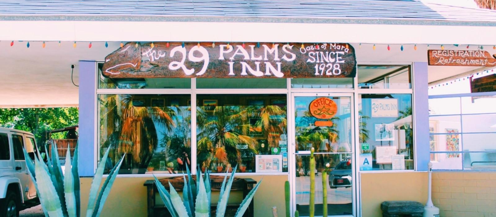 Hotel 29 Palms Inn USA