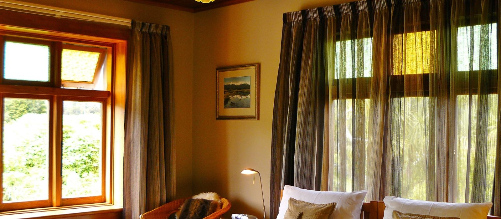Hotel Holly Homestead (B & B) Neuseeland