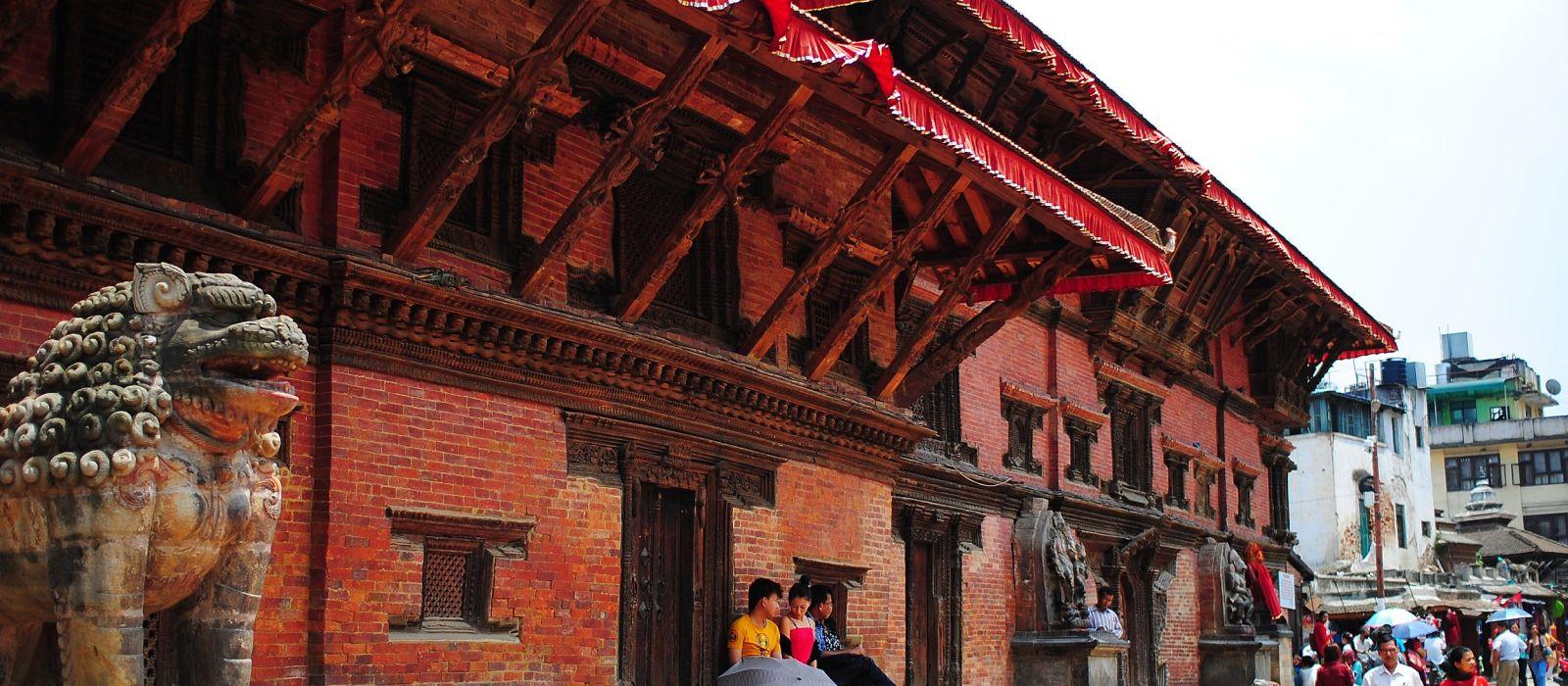 Hotel Cafe Swotha Nepal