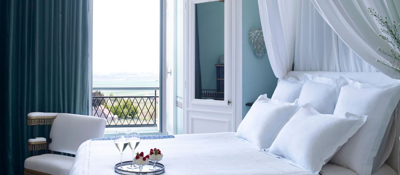 Hotel Chateau de Sacy France