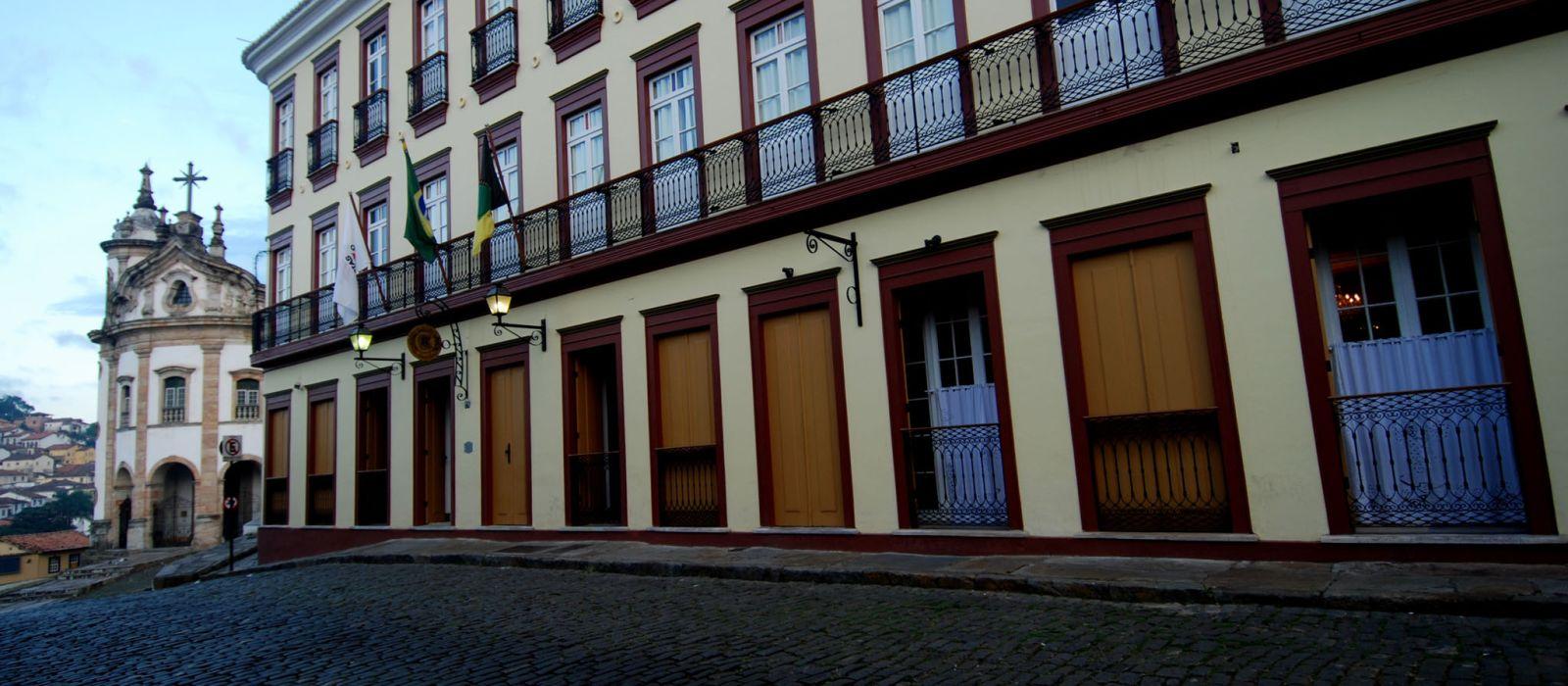 Hotel  Solar do Rosário Brazil