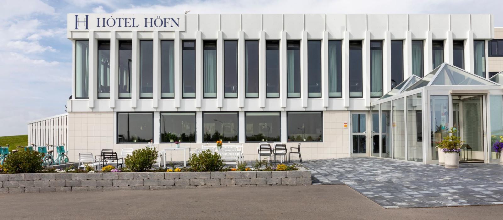 Hotel  Hofn Iceland