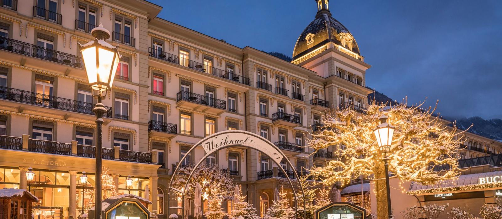 Hotel Victoria-Jungfrau Grand  & SPA %region%