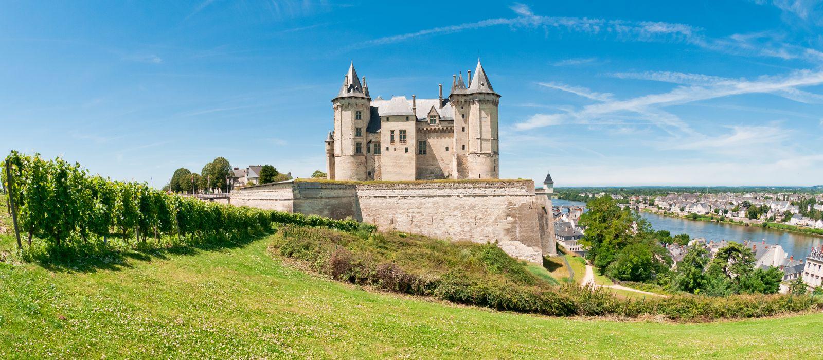 Destination Loire Valley West France