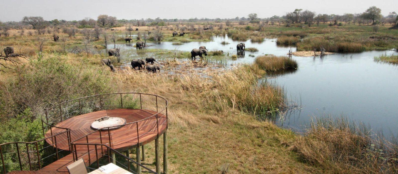 Hotel Nambwa Lagoon Camp Namibia