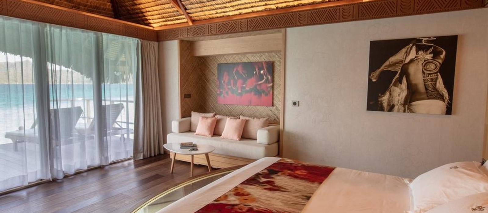 Hotel Bora Bora Pearl Beach Resort & Spa Französisch Polynesien