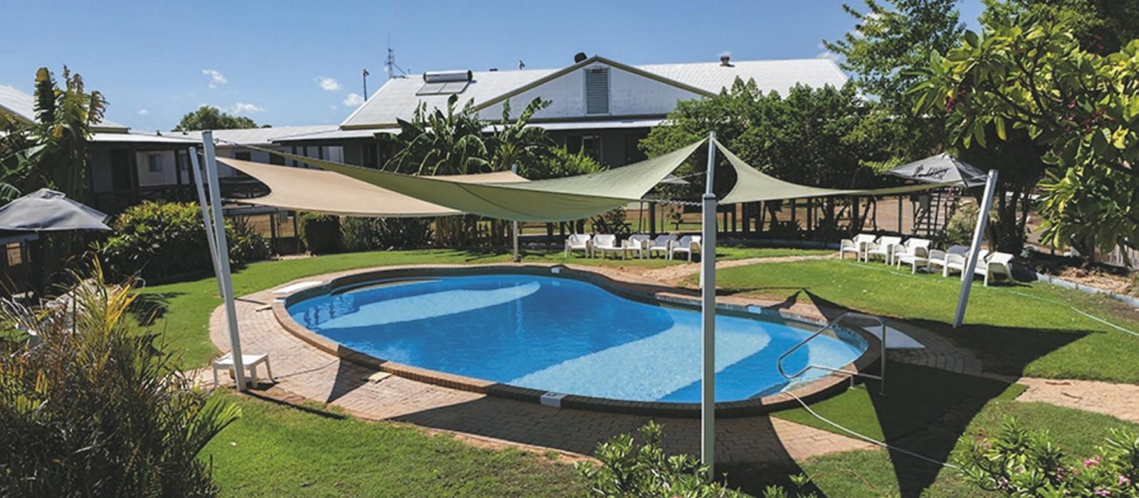 Hotel Fitzroy River Lodge Australia