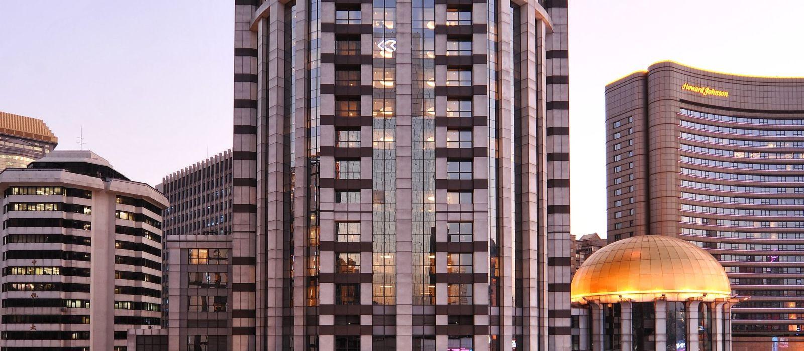 Hotel Central  Shanghai China