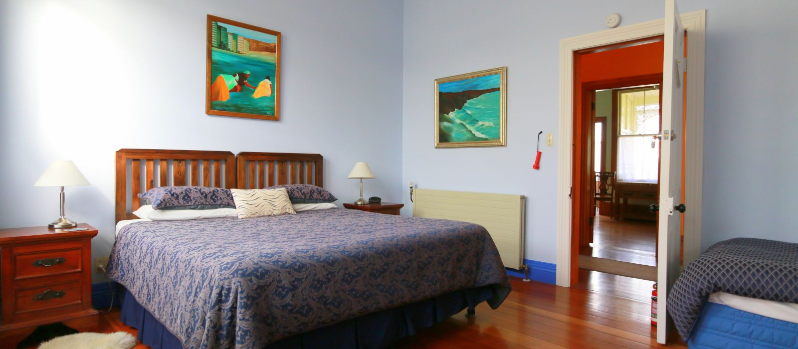 Hotel Robertson House (B & B) New Zealand