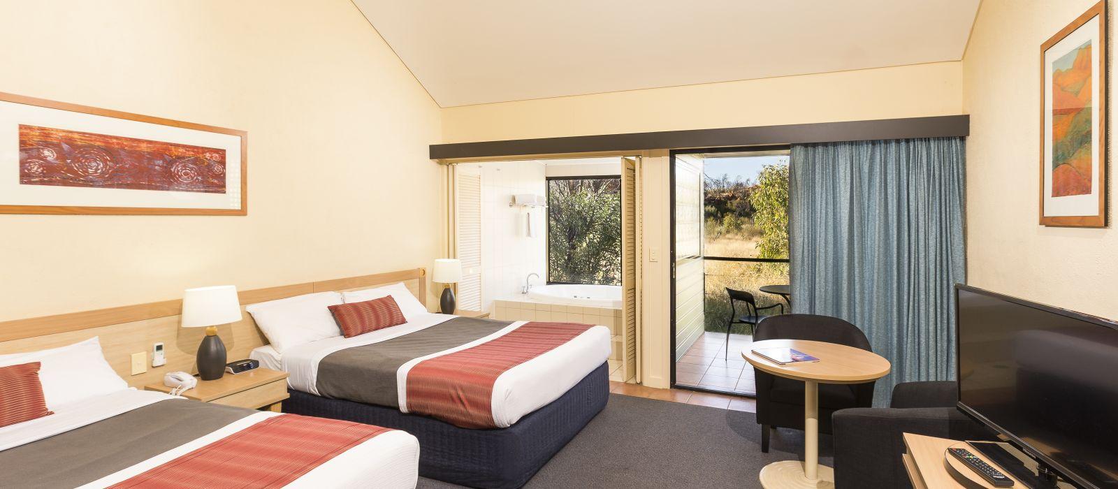 Hotel Kings Canyon Resort Australien