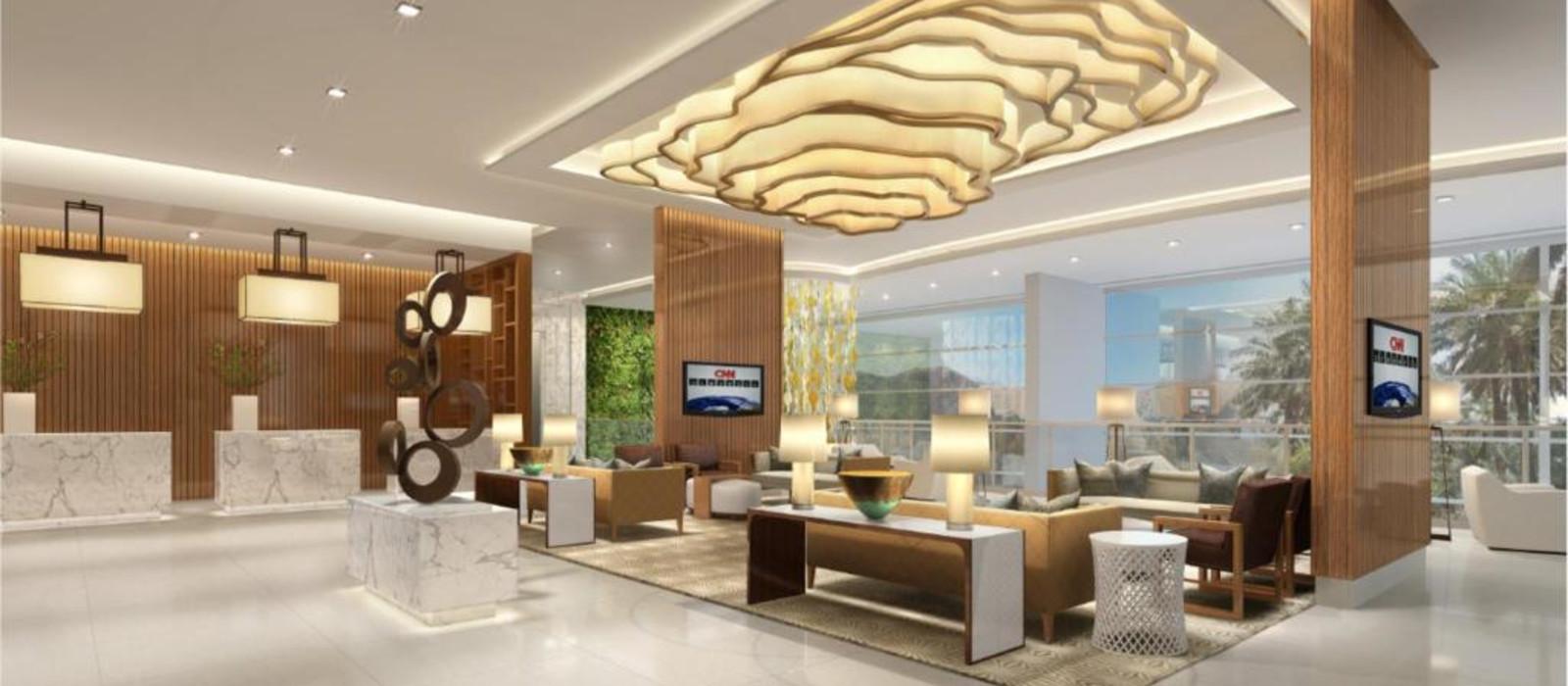 Hotel Crowne Plaza Muscat Oman