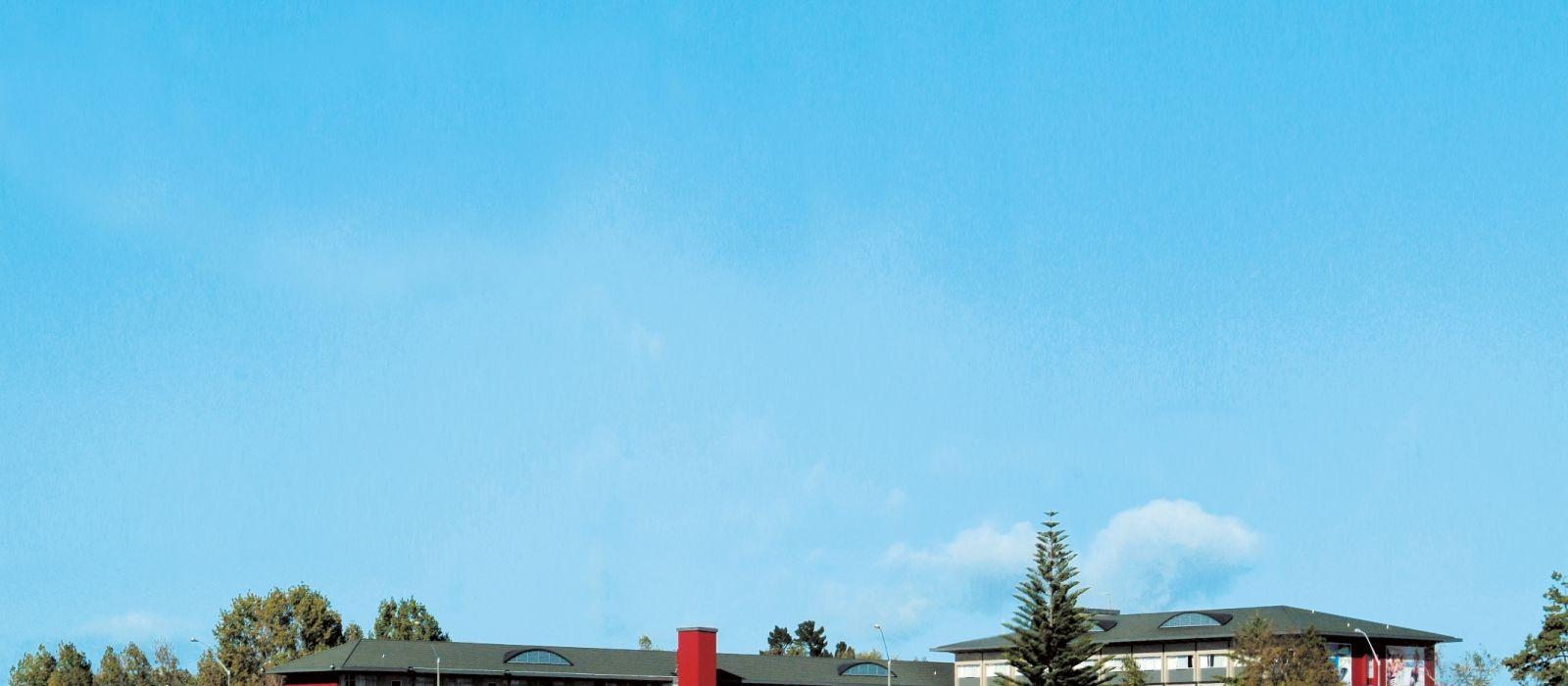 Hotel Sudima  Lake Rotorua Neuseeland