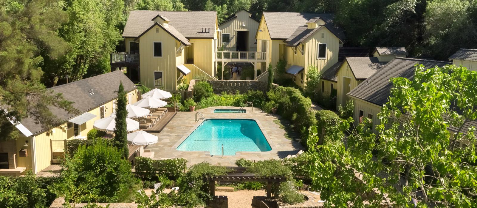 Hotel Farmhouse Inn (Sonoma) USA