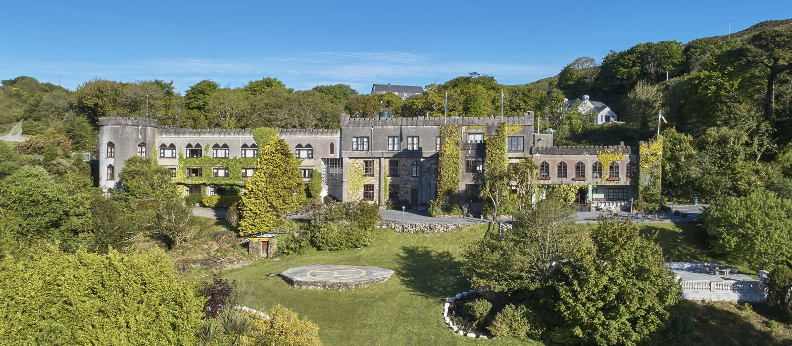 Hotel Abbeyglen Castle  UK & Ireland