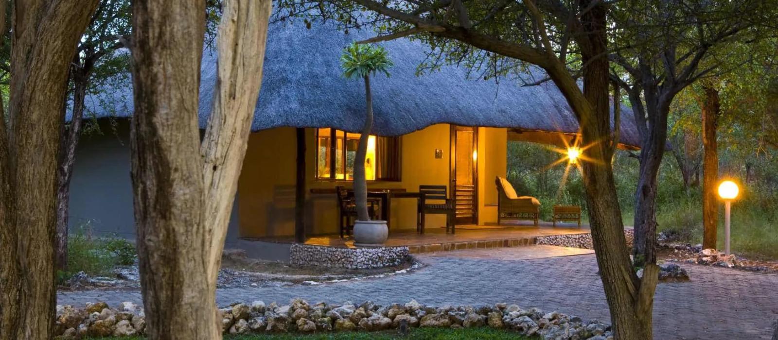Hotel Mushara Lodge Namibia