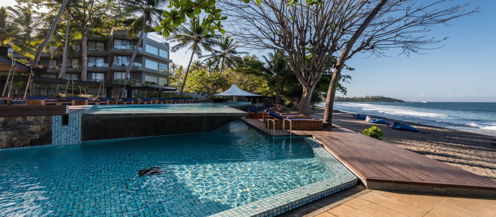 Hotel Katamaran Resort Lombok Indonesien