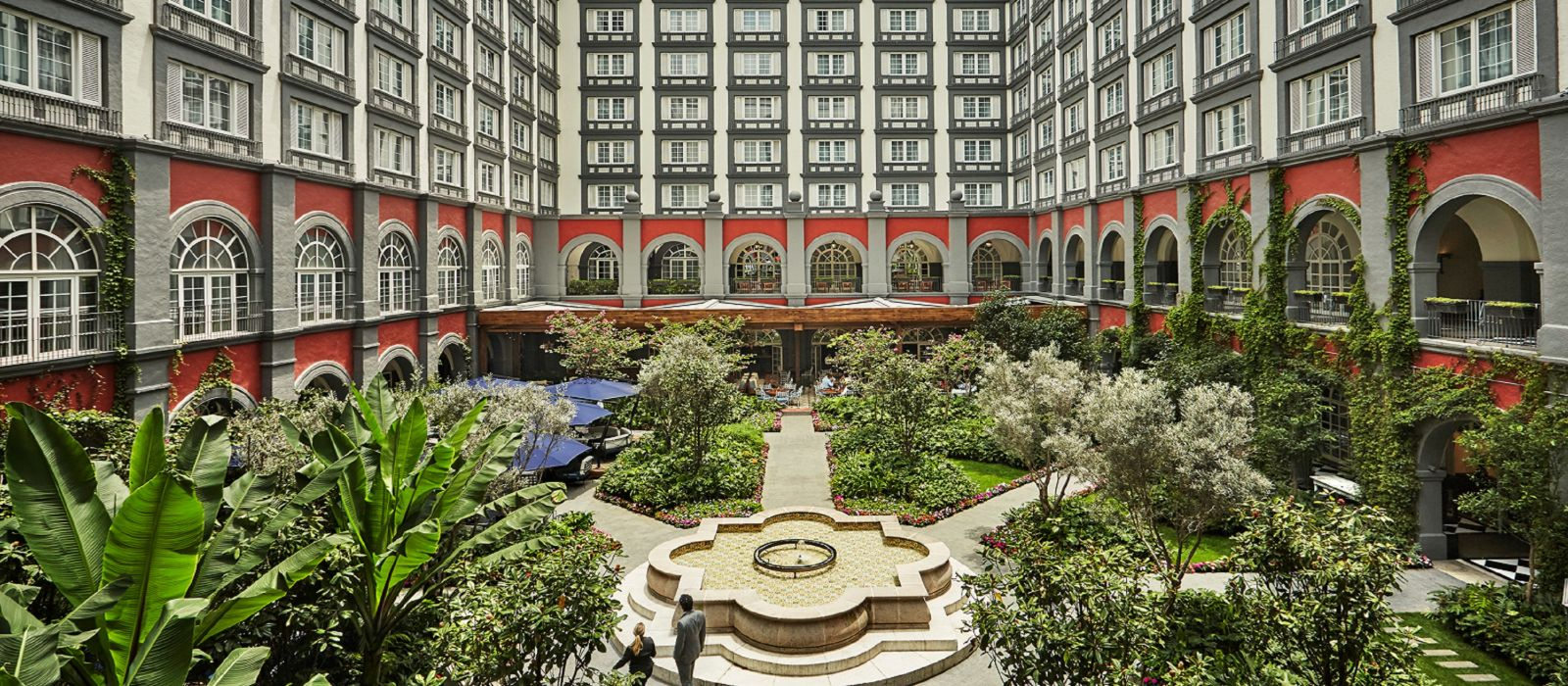 Hotel Four Seasons  Mexico City Mexiko