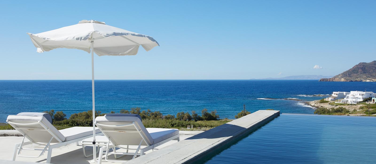 Hotel Milos Breeze  Greece
