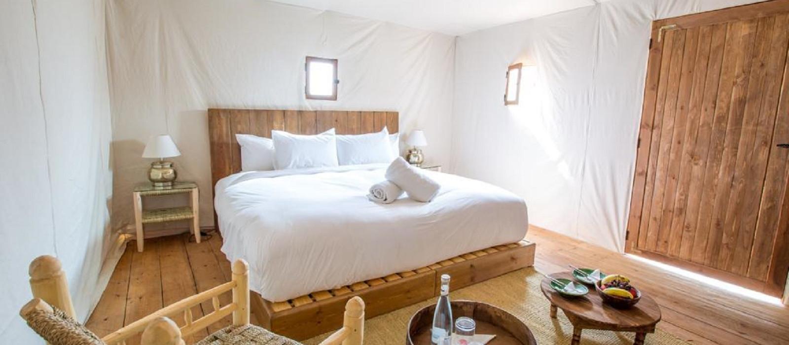 Hotel The White Camel Lodge Marokko