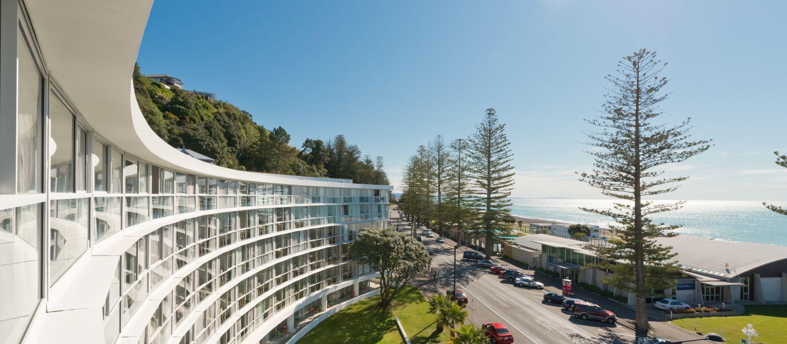 Hotel Scenic  Te Pania Neuseeland