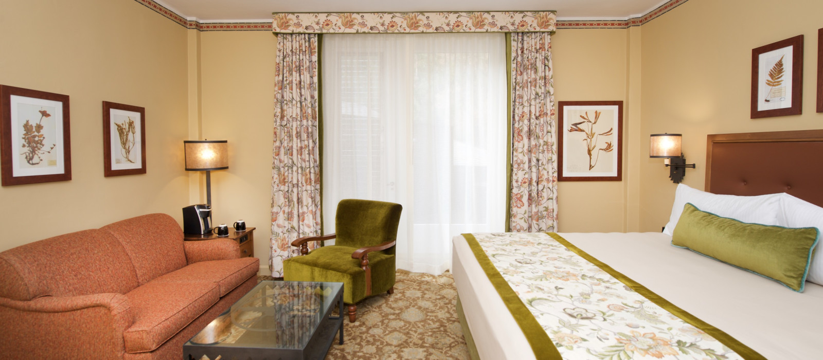 Hotel The Ahwahnee USA