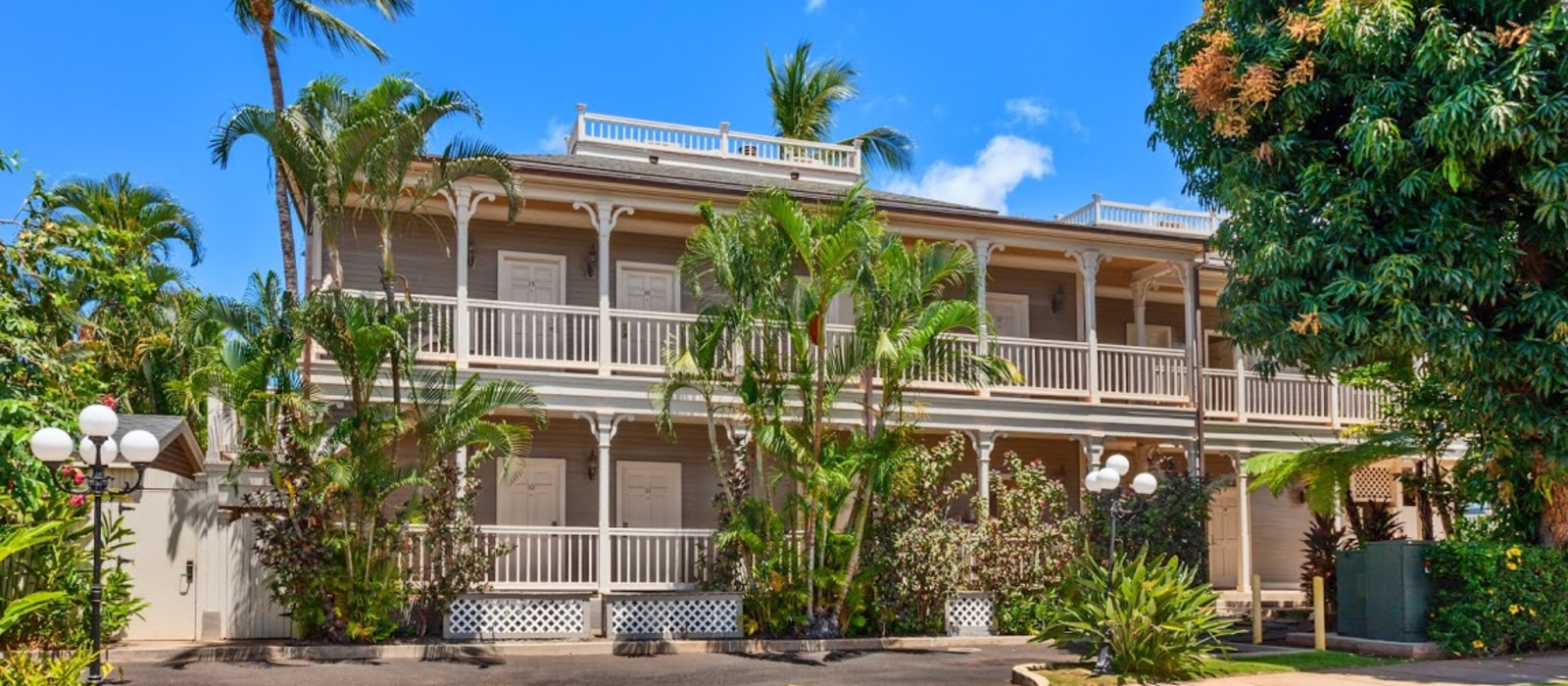 Hotel Plantation Inn Hawaii