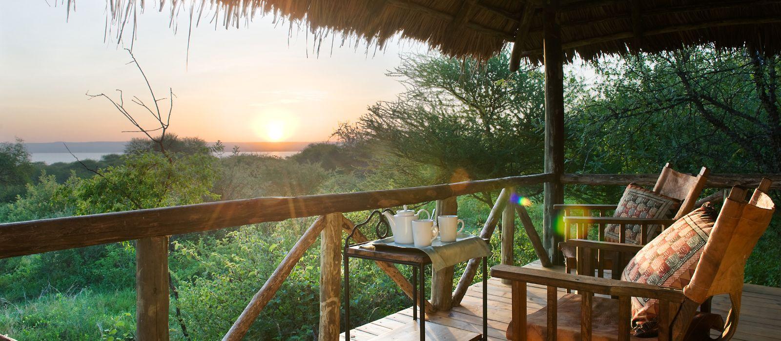 Hotel Burunge Tented Lodge Tansania