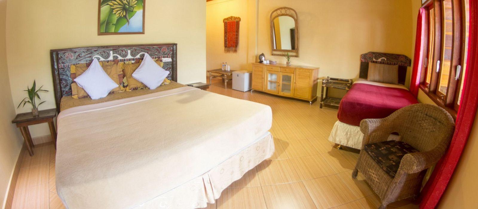 Hotel Tabo Cottages Samosir Indonesien
