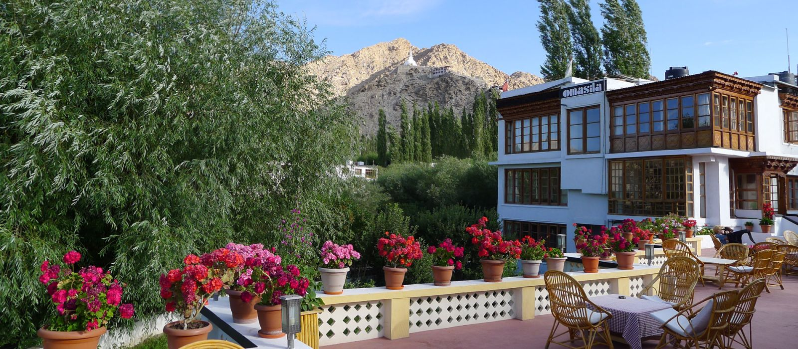 Hotel Omasila Himalaja