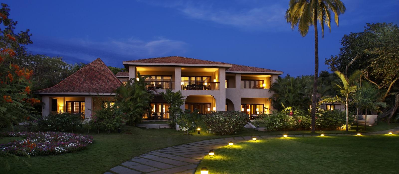Hotel The Leela Goa Islands & Beaches