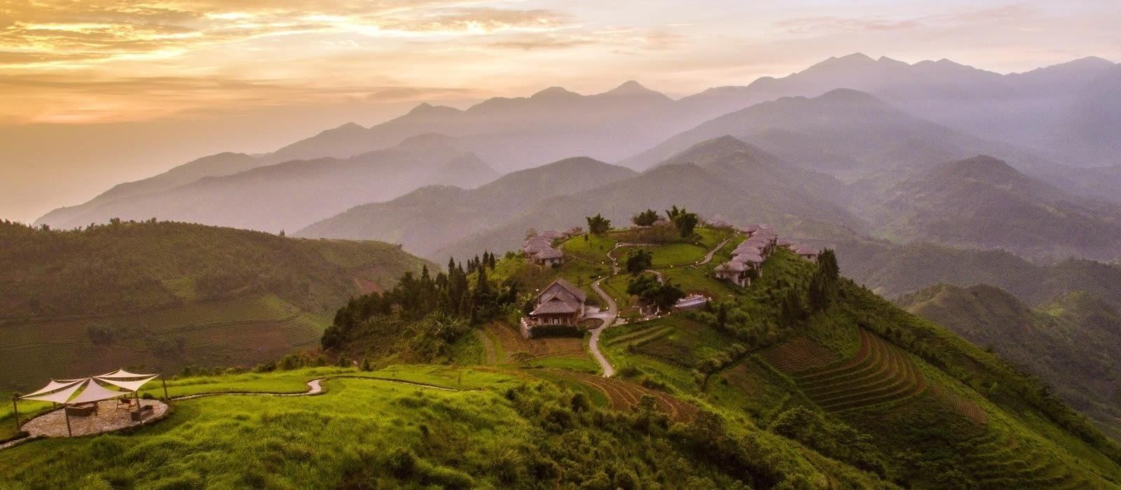 Hotel Topas Eco Lodge (Sapa) Vietnam