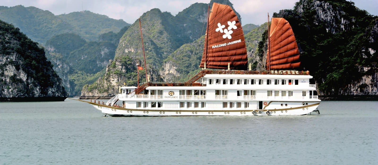 Hotel Halong Jasmine Cruise Vietnam