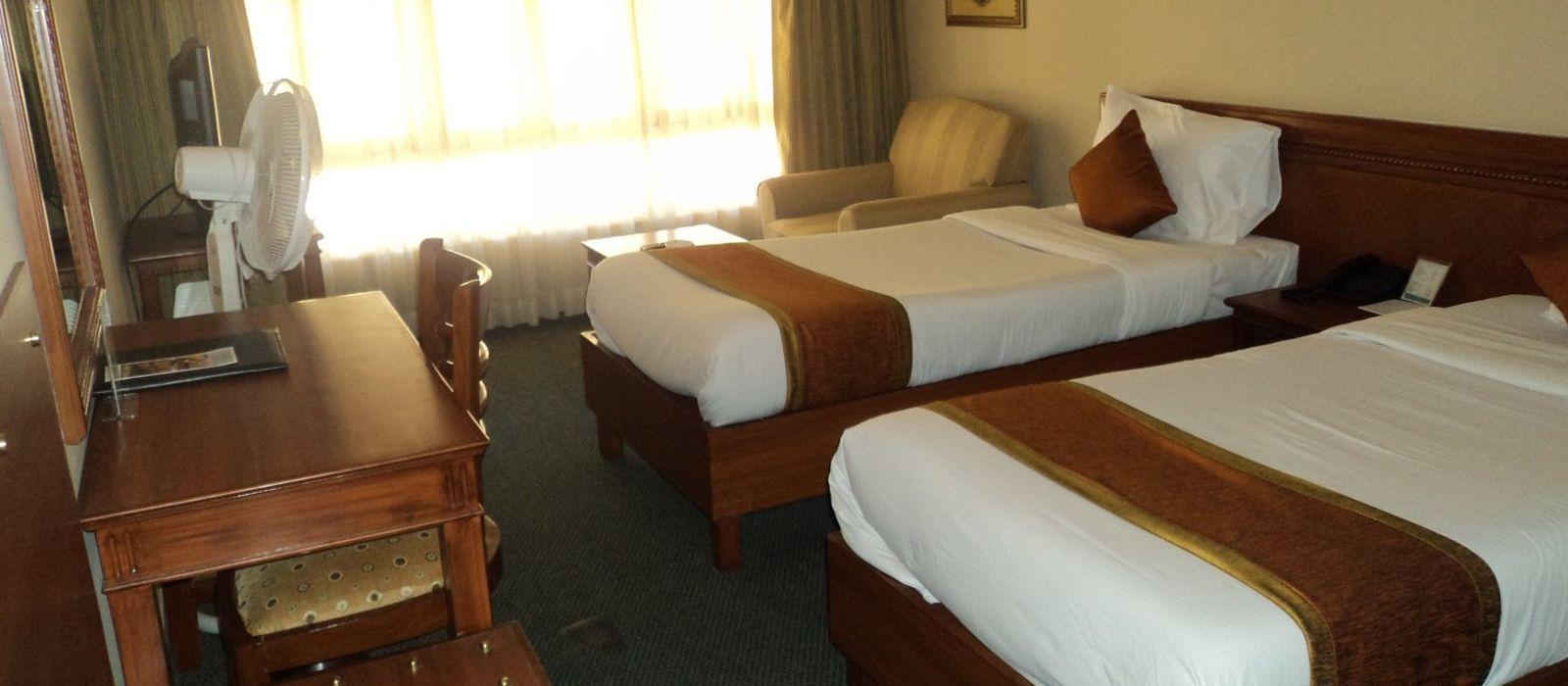 Hotel  Jumolhari Bhutan