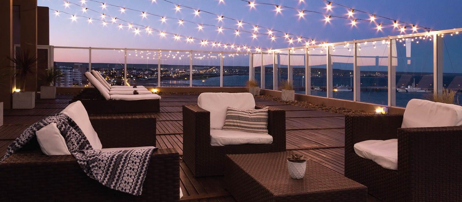 Hotel Dazzler Puerto Madryn Argentinien