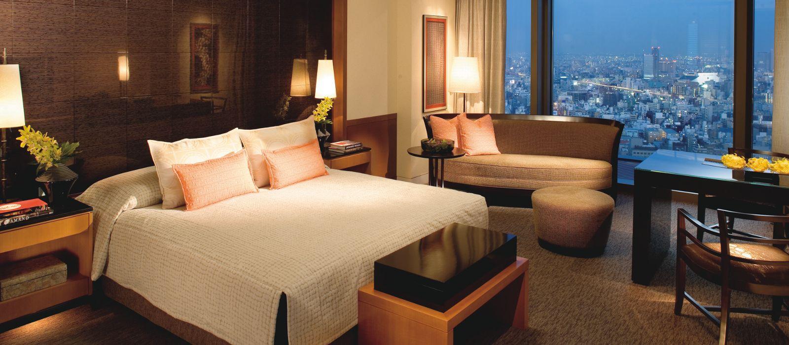 Hotel Mandarin Oriental Tokyo Japan
