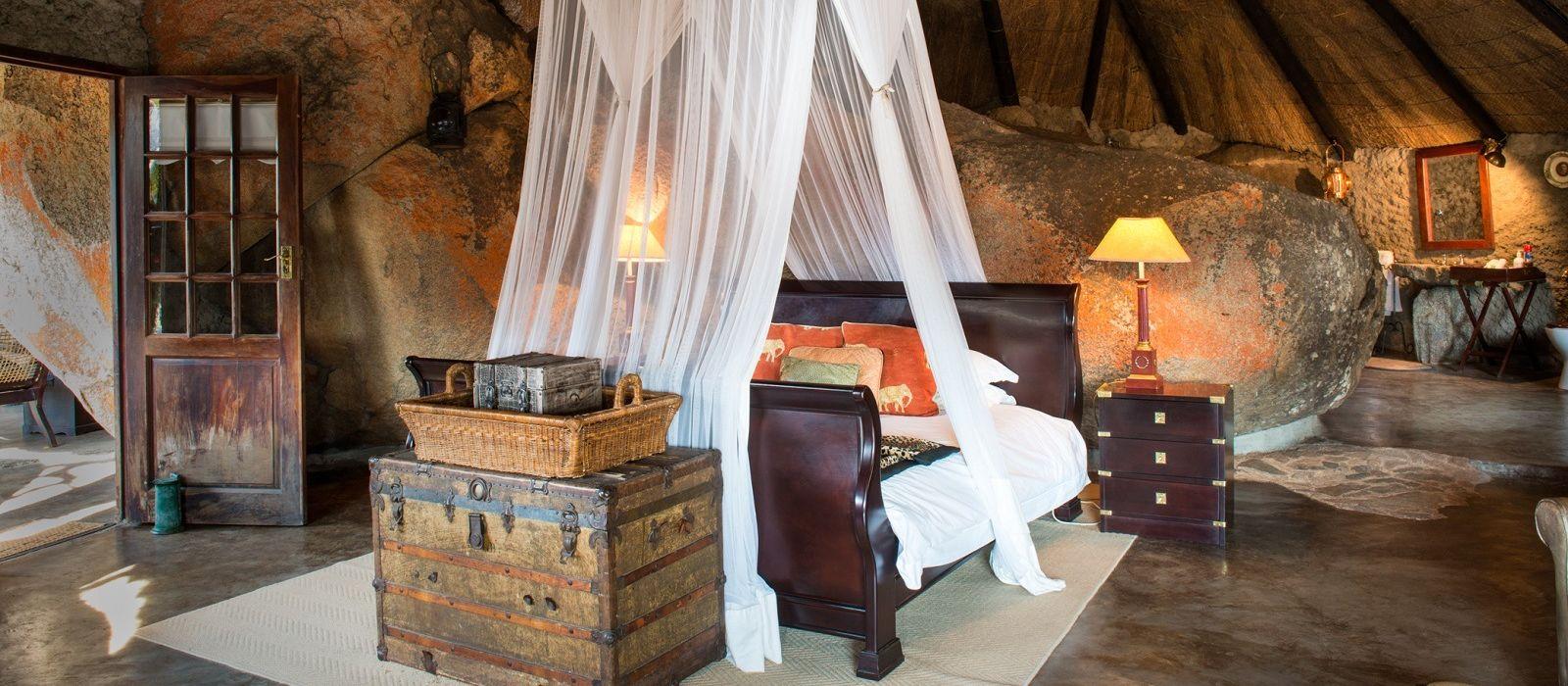 Hotel Amalinda Lodge Simbabwe