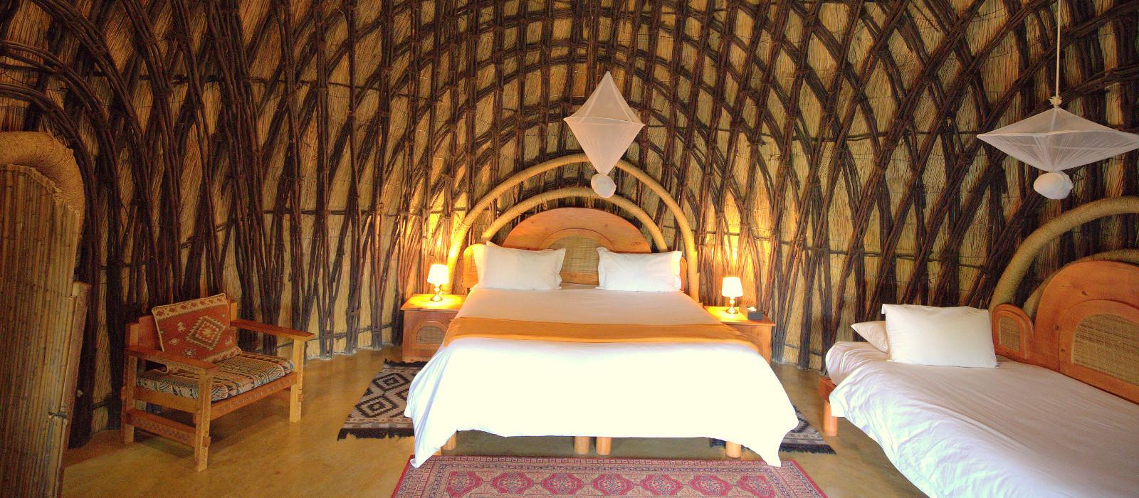 Hotel Phophonyane Falls Ecologe Swasiland