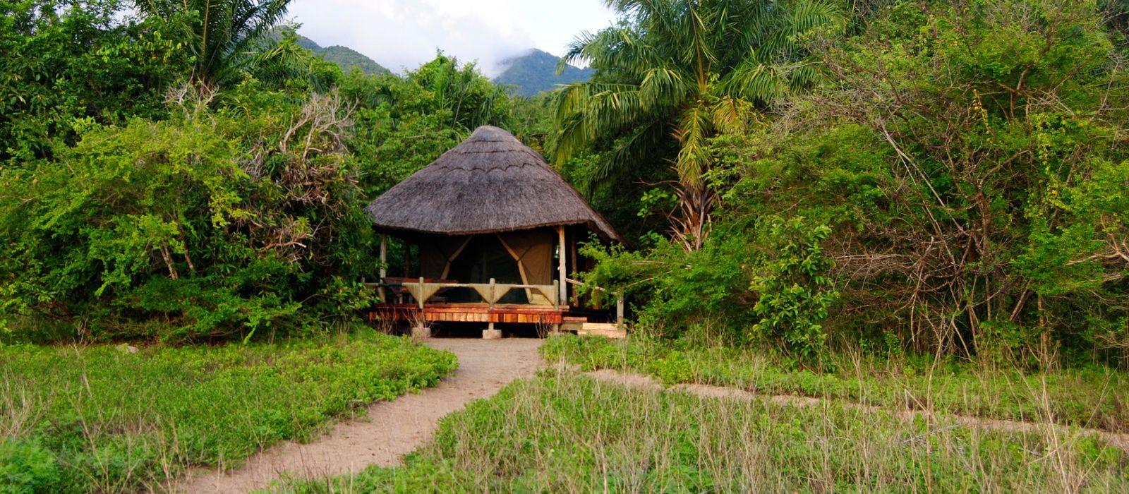Hotel Mbali Mbali Mahale Lodge Tanzania