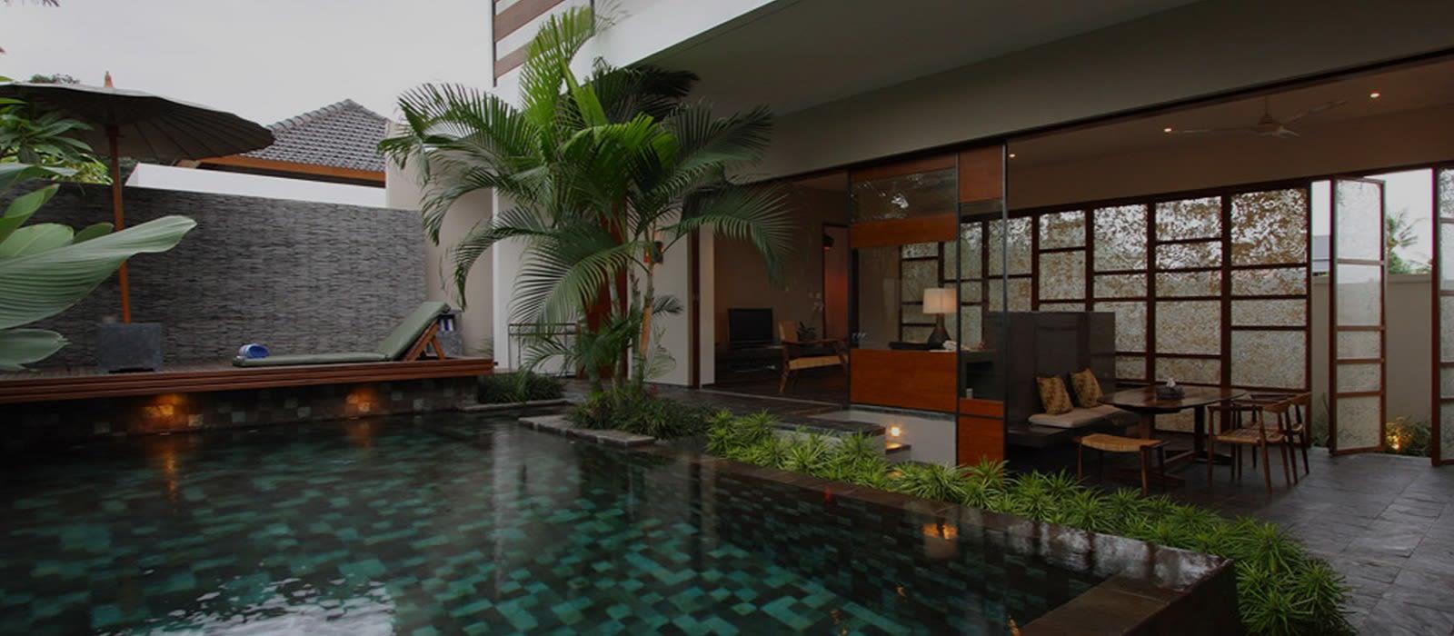 Hotel Tegal Sari Indonesien