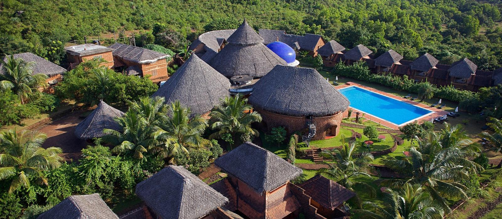 Hotel SwaSwara South India