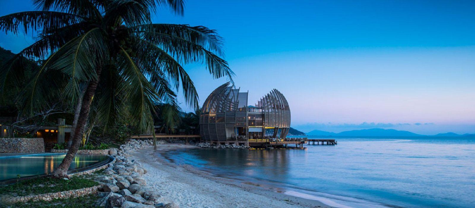 Hotel An Lam Retreats Ninh Van Bay Vietnam