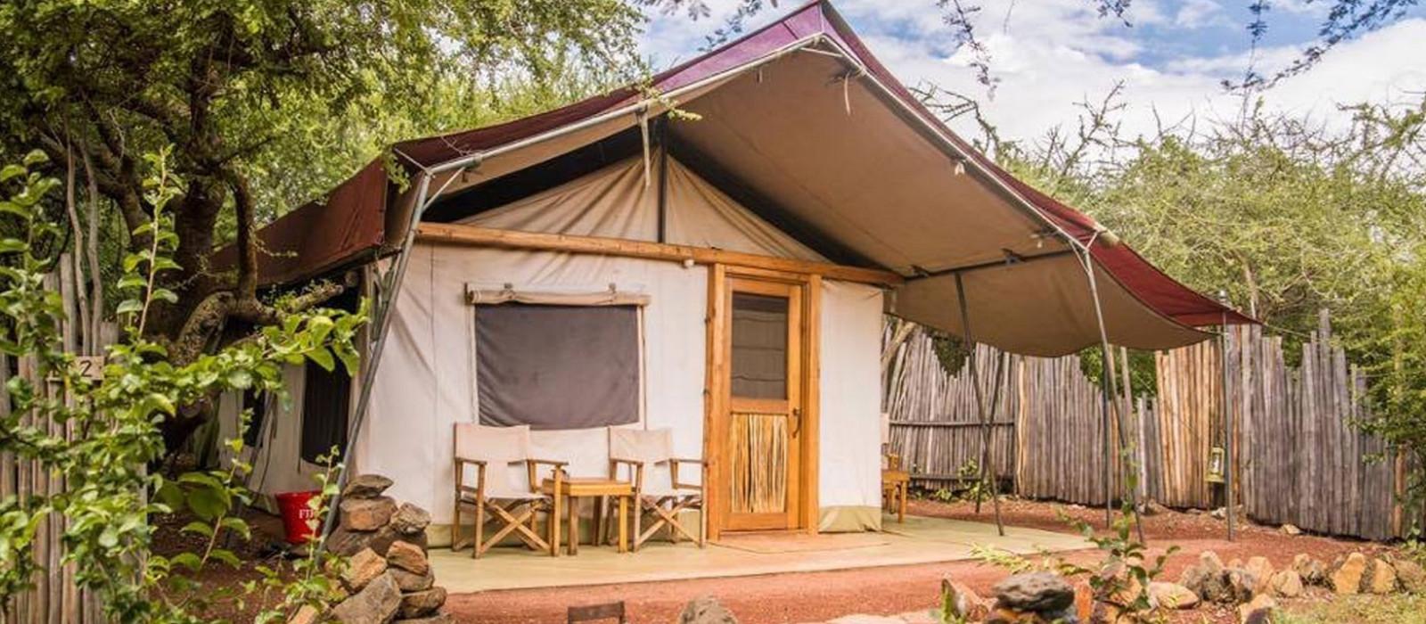 Hotel Isoitok Tented Camp Tansania