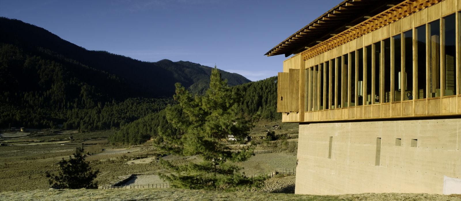 Hotel Amankora Gangtey Bhutan