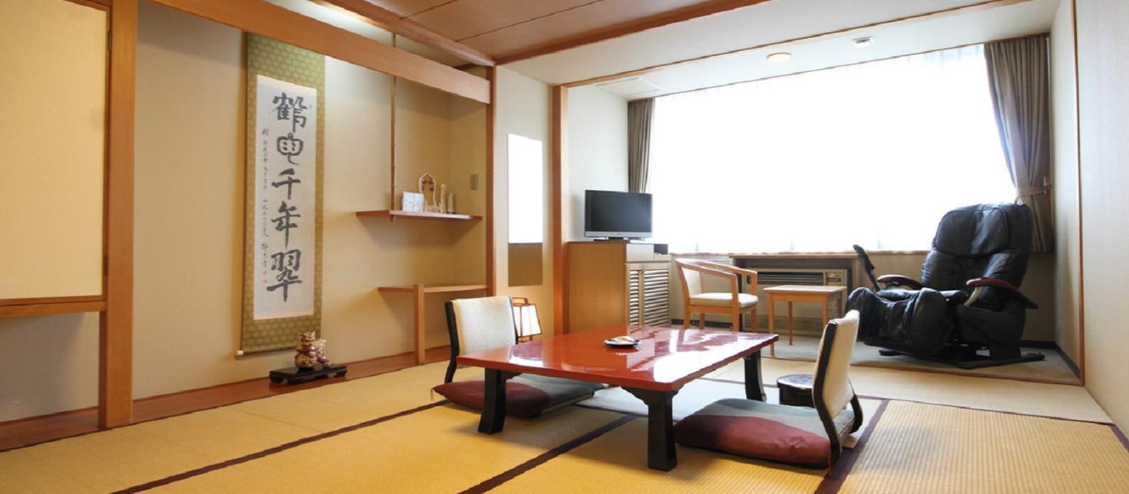 Hotel Yutorelo Toyako Ryokan Japan