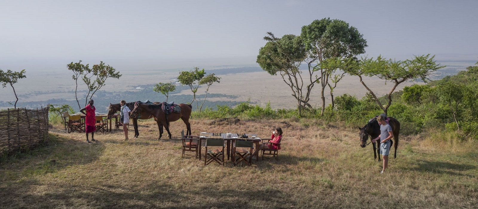 Hotel Kilima Camp Kenia