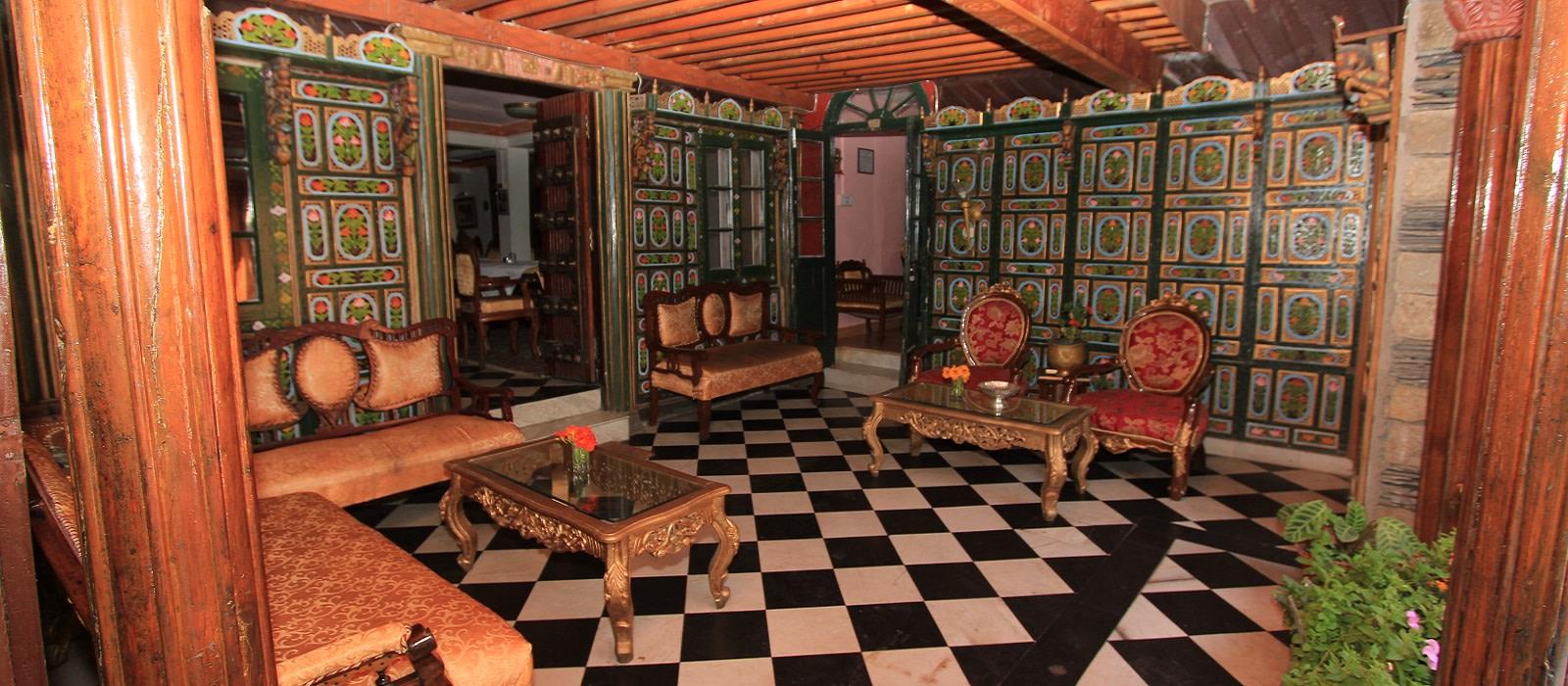 Hotel Grace  Himalaja